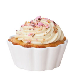 Pillivuyt USA PILLIVUYT PATISSERIE Muffin Cupcake mold 3 oz