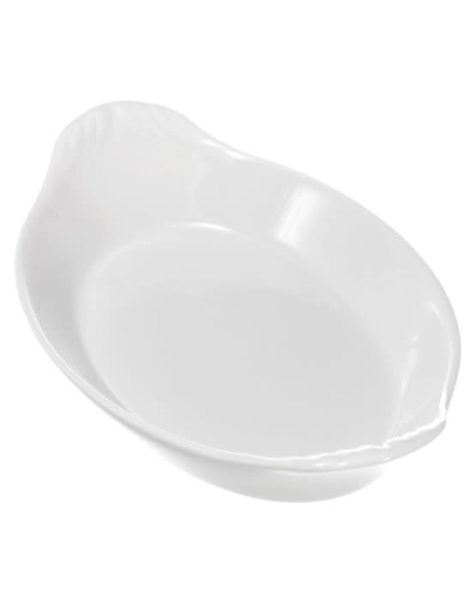Pillivuyt USA PILLIVUYT Oval earred dish mini