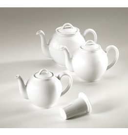 Pillivuyt USA PILLIVUYT London Teapot with Infuser 4 servings 2 cups