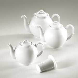 PILLIVUYT PILLIVUYT London Teapot with Infuser 4 servings 2 cups