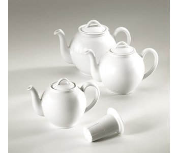 PILLIVUYT London Teapot with Infuser 4 servings 2 cups