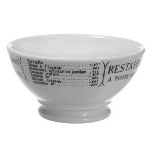PILLIVUYT PILLIVUYT BRASSERIE Cafe au lait bowl