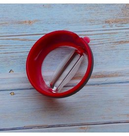 Microplane MICROPLANE Grip'n'Strip Straight Red