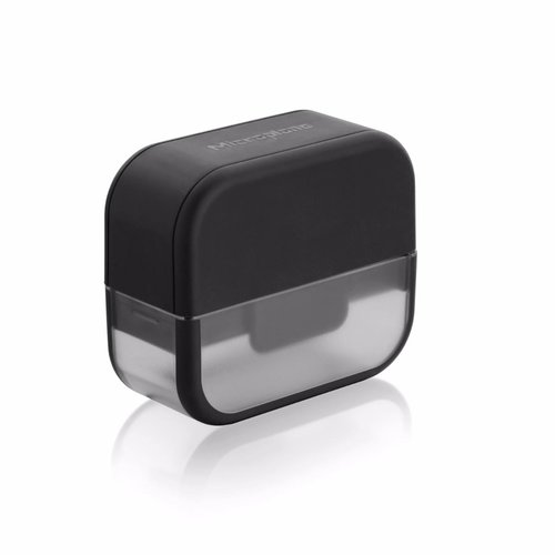 Microplane MICROPLANE Garlic Slicer Black