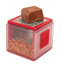 Microplane MICROPLANE Cube Grater Red