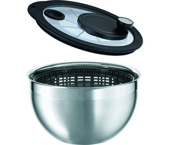 Salad Spinner with Glass Lid ROSLE