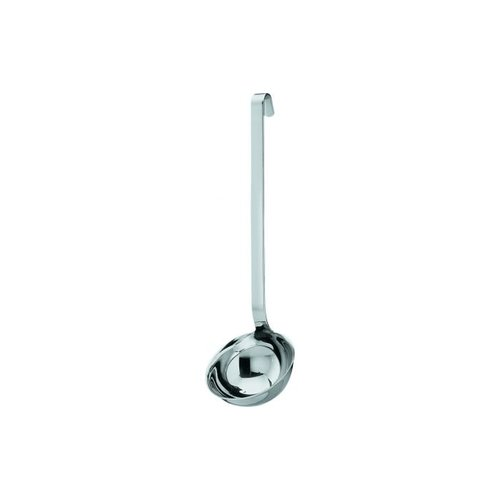 Rosle Hook Ladle with pouring rim 10cm ROSLE