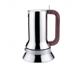ESPRESSO COFFEE MAKER 9090 6 cup Alessi Richard Sapper