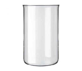 BODUM replacement glass with spout 12 cup/1.5L/51oz.