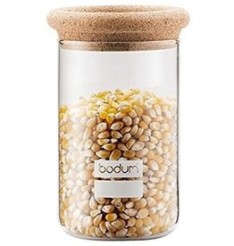Bodum YOHKI Storage Jar/Cork Lid 20 oz.