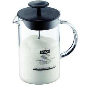 LATTEO manual milk frother