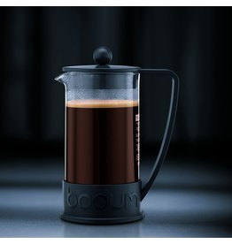 Bodum BRAZIL French press 8 cup 1L black