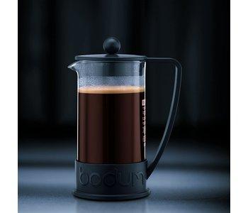 BRAZIL French press 3 cup 350mL BLACK