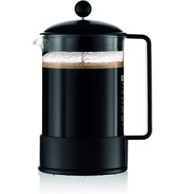Bodum BODUM Brazil 12 cup coffee maker Black