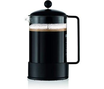 BODUM Brazil 12 cup coffee maker Black