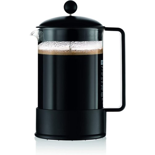 Bodum BODUM Brazil 12 cup coffee maker Black