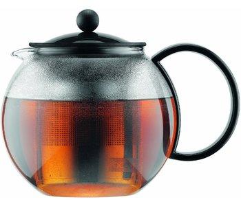 ASSAM tea press with s/s filter 1L