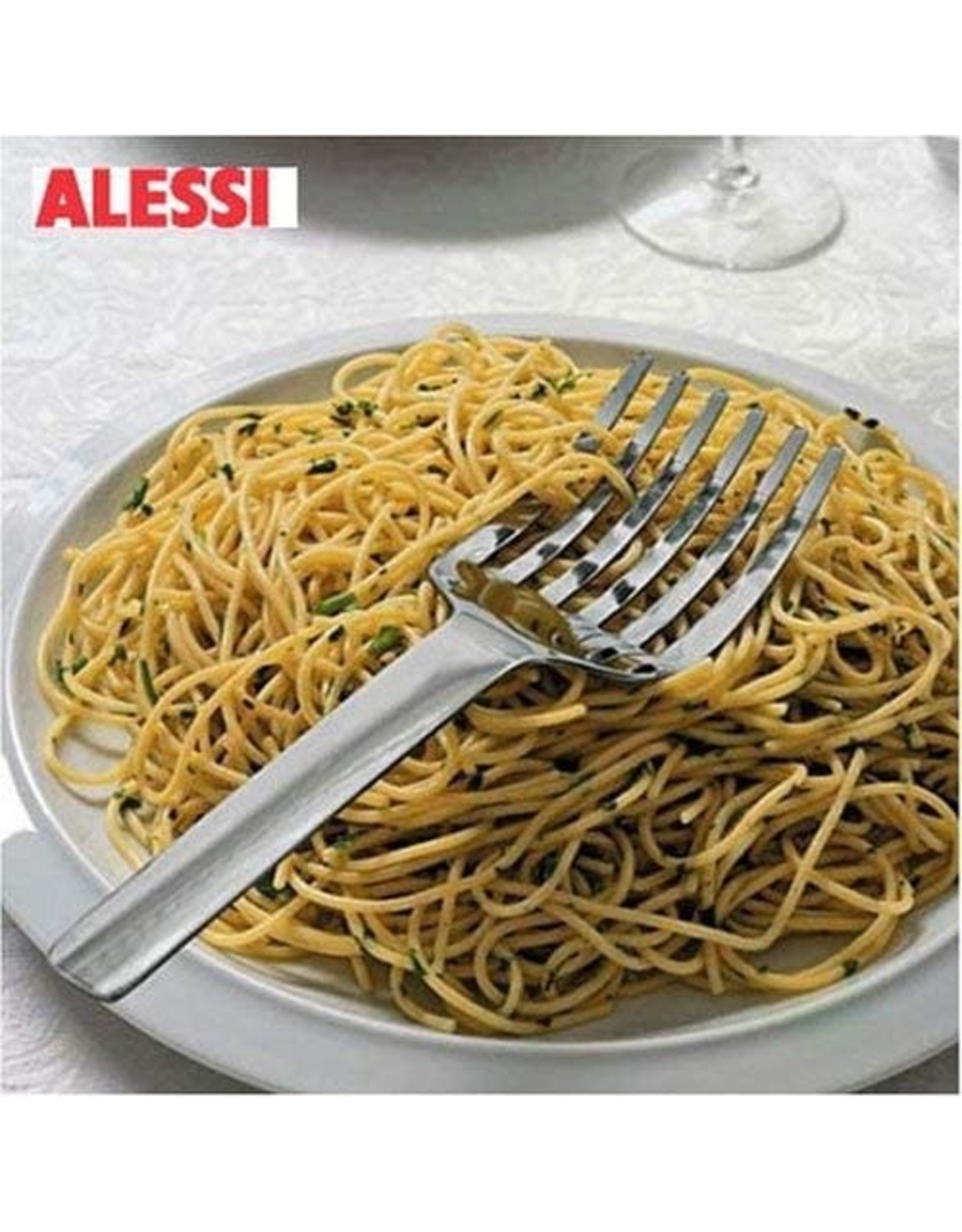 Alessi ALESSI 'TIBIDABO' Spaghetti Serving Fork