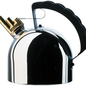 Alessi ALESSI Water Kettle with Steel Bottom