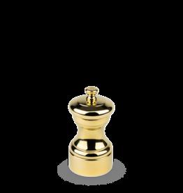 "Peugeot PEUGEOT Mignonette Gold-Plated  Salt & Pepper Mill Set 4"""