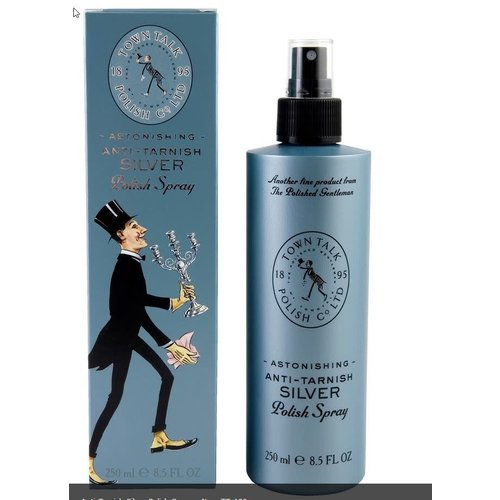 Town Talk TOWN TALK Silver Polish Spray 250ml