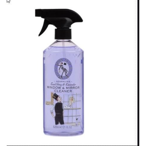 Town Talk TOWN TALK Glass & Mirror Cleaner EARL GREY & LAVENDER 620ml