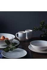 Royal Doulton ELLEN DEGENERES Polar Blue Dots 16 piece set