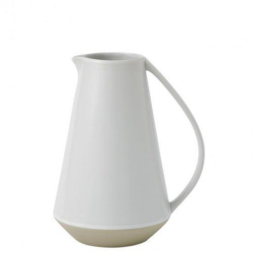 """Royal Doulton ELLEN DEGENERES Ceramic Jug 9"""" 67.5 oz."""