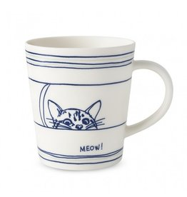 Royal Doulton ELLEN DEGENERES Mug Cat