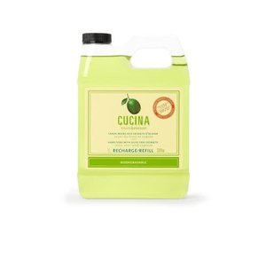 FRUIT & PASSION Cucina REFILL HAND SOAP LIME ZEST & CYPRESS