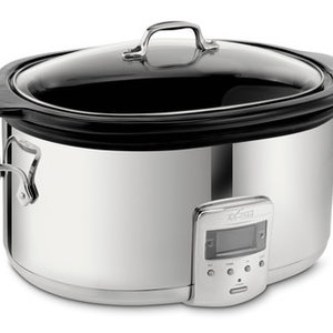 All Clad Slow cooker ALL CLAD 6.5 qt