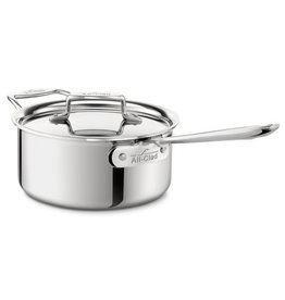 All Clad Sauce pan 3 qt ALL CLAD