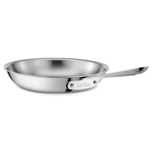 "All Clad Fry pan 10"" Stainless Steel ALL CLAD"
