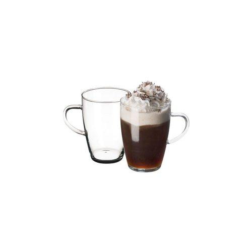 David Shaw Tableware SIMAX Lyra Glass Mug 400 ML