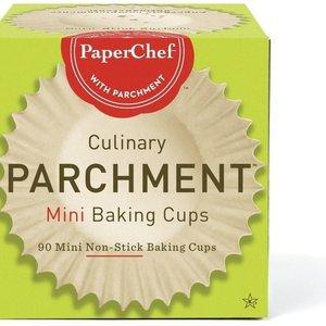 David Shaw Tableware PAPERCHEF Mini Baking Cups 90 PCS