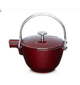 Henckel Teapot / kettle STAUB grenadine red
