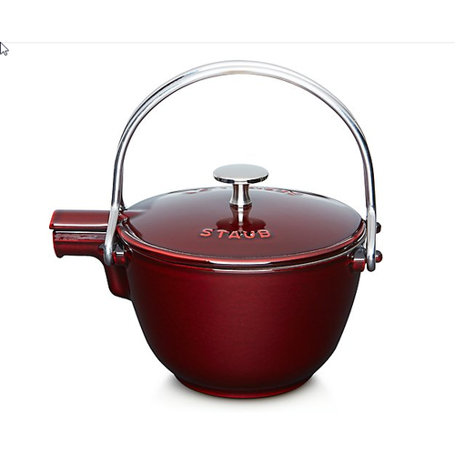 Staub Teapot / kettle STAUB grenadine red