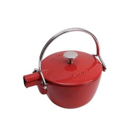 Henckel Teapot / kettle STAUB Cherry red