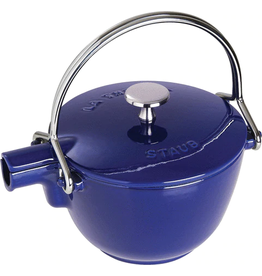 Henckel Teapot / kettle STAUB blue