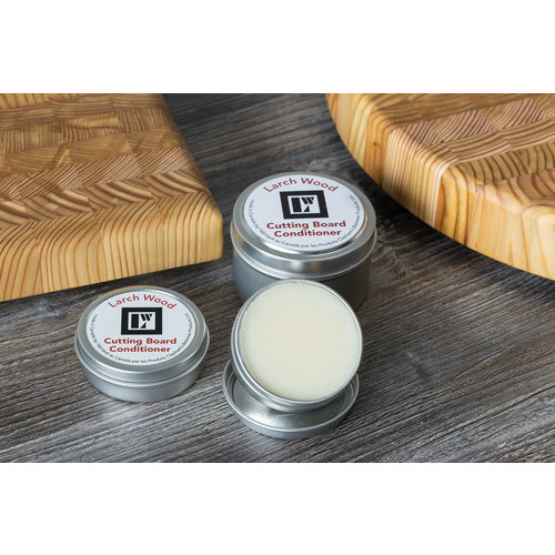 LARCH WOOD LARCH WOOD CUTTING BOARD CONDITIONER- SMALL