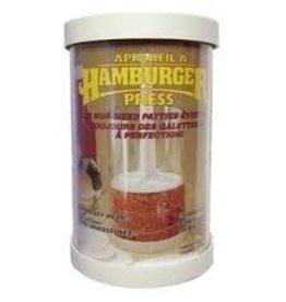 David Shaw Tableware Tangibles Hamburger Press with 8 Discs
