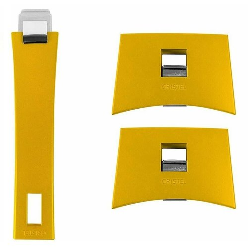 Cristel USA Inc. CRISTEL Handle set Sunshine Yellow