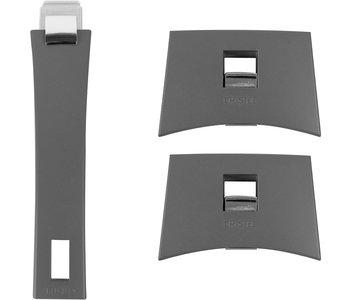 CRISTEL Handle set Gray
