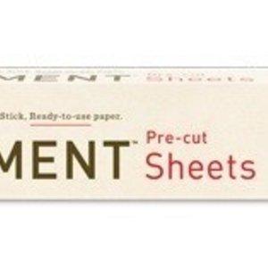 David Shaw Tableware PaperChef Parchment Pre-Cut Sheets