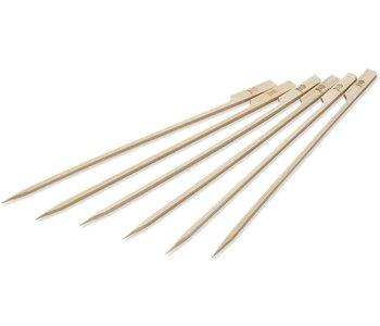 Skewers bamboo paddles 25/pack