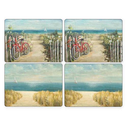 Pimpernel Placemats Summer Ride Set/4 Pimpernel