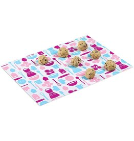 Fox Run BAKELICIOUS Baking Mix 2-Sided Silicone Bake Mat