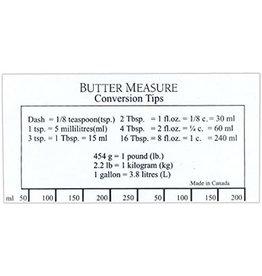 Fox Run Bakers Butter Ruler