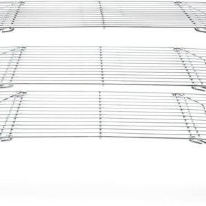 Fox Run Cooling rack stackable / Set of 3