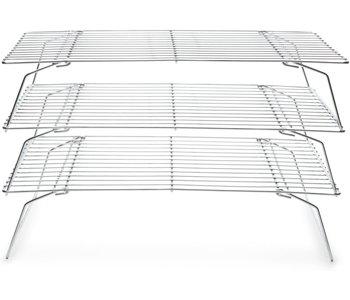 Cooling rack stackable / Set of 3